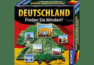 KOSMOS 692797 Deutschland - Finden Sie Minden Geografie-Spiel Mehrfarbig