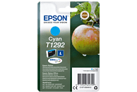 EPSON Original Tintenpatrone Cyan (C13T12924012)
