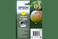 EPSON Original Tintenpatrone Gelb (C13T12944012)