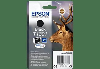 EPSON Original Tintenpatrone Schwarz (C13T13014012)
