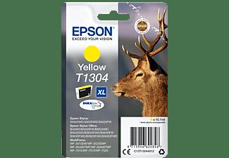 EPSON Original Tintenpatrone Gelb (C13T13044012)