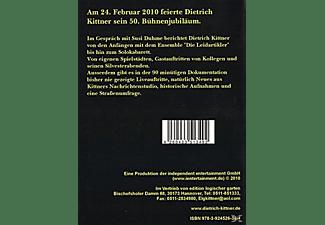 Dietrich Kittner zum 50 jährigen Bühnenjubiläum DVD