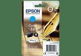 EPSON Original Tintenpatrone Cyan (C13T16224012)