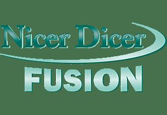 GENIUS 33995 Nicer Dicer Fusion Messereinsatz Mintgrün