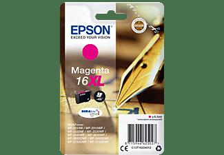 EPSON Original Tintenpatrone Cyan (C13T16324012)