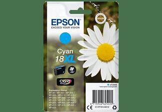 EPSON Original Tintenpatrone Cyan (C13T18124012)
