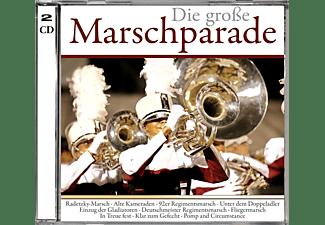 VARIOUS - Die große Marschparade  - (CD)