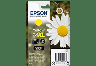 EPSON Original Tintenpatrone Gelb (C13T18144012)