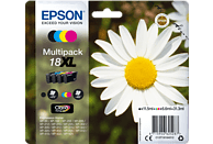 EPSON Original Tintenpatrone Gänseblümchen mehrfarbig (C13T18164012)