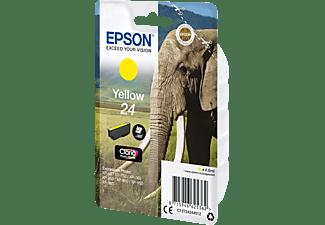 EPSON Original Tintenpatrone Gelb (C13T24244012)