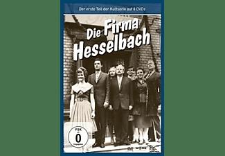 DIE FIRMA HESSELBACH (24 FOLGEN) (8-DVD-SOFTBOX) DVD