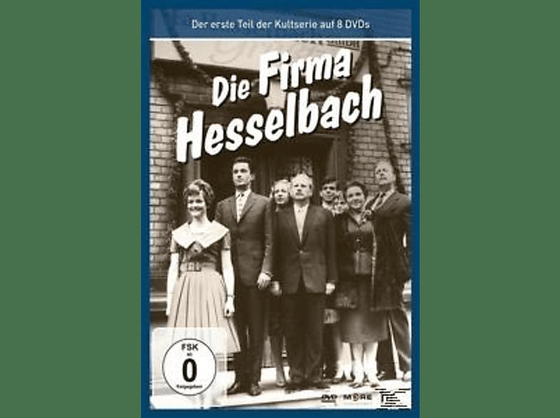 DIE FIRMA HESSELBACH (24 FOLGEN) (8-DVD-SOFTBOX) [DVD]