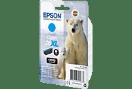 EPSON Original Tintenpatrone Cyan (C13T26324012)
