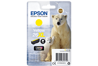 EPSON Original Tintenpatrone Gelb (C13T26344012)
