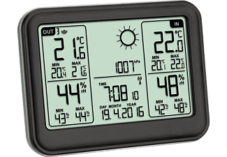 TFA 35.1141.01 Memo Wetterstation