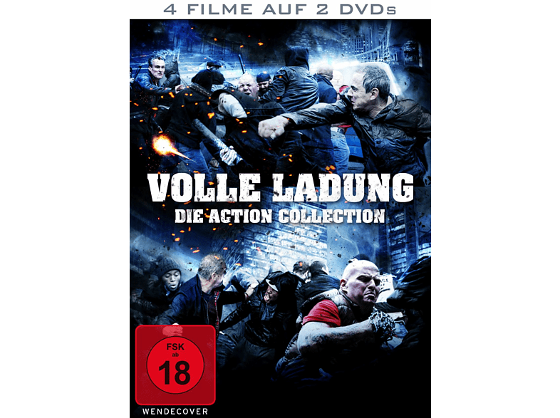 Volle Ladung - Die Action Collection [DVD]