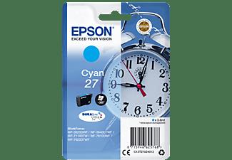 EPSON Original Tintenpatrone Cyan (C13T27024012)