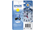 EPSON Original Tintenpatrone Wecker Gelb (C13T27044012)