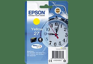 EPSON Original Tintenpatrone Gelb (C13T27044012)