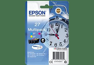 EPSON Original Tintenpatrone mehrfarbig (C13T27054012)