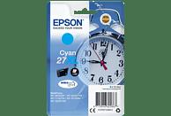 EPSON Original Tintenpatrone Cyan (C13T27124012)