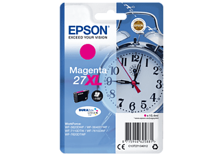 EPSON Original Tintenpatrone Magenta (C13T27134012)