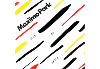 Maximo Park - Risk To Exist  - (Vinyl)