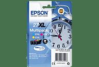 EPSON Original Tintenpatrone mehrfarbig (C13T27154012)
