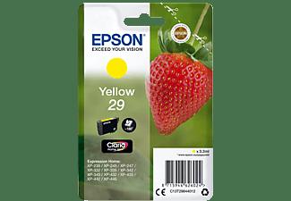 EPSON Original Tintenpatrone Gelb (C13T29844012)
