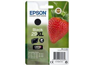 EPSON Original Tintenpatrone Schwarz (C13T29914012)