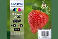 EPSON Original Tintenpatrone Erdbeere mehrfarbig (C13T29964012)