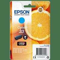 EPSON Original Tintenpatrone Orange Cyan (C13T33424012)
