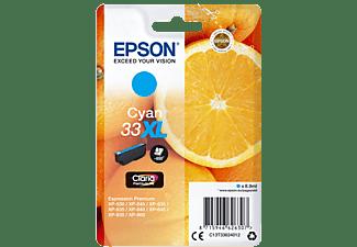 EPSON Original Tintenpatrone Cyan (C13T33624012)