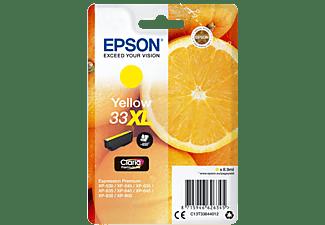 EPSON Original Tintenpatrone Gelb (C13T33644012)