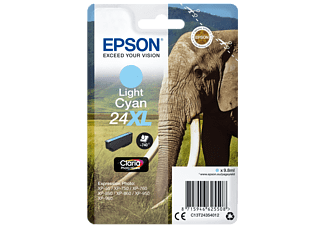 EPSON Original Tintenpatrone Light Cyan (C13T24354012)