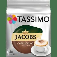 TASSIMO Cappuccino Classico (8 Getränke)