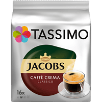 TASSIMO Crema Classico (16 Kapseln)