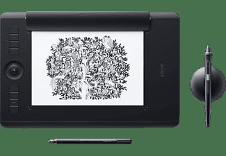 WACOM Intuos Pro Paper Edition Medium  Grafiktablet, Schwarz