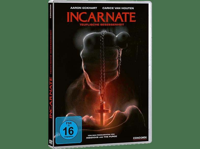 Incarnate - Teuflische Besessenheit [DVD]