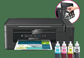 Impresora multifunción - Epson EcoTank ET-2600, Wifi, 3 en 1, Tinta por inyección