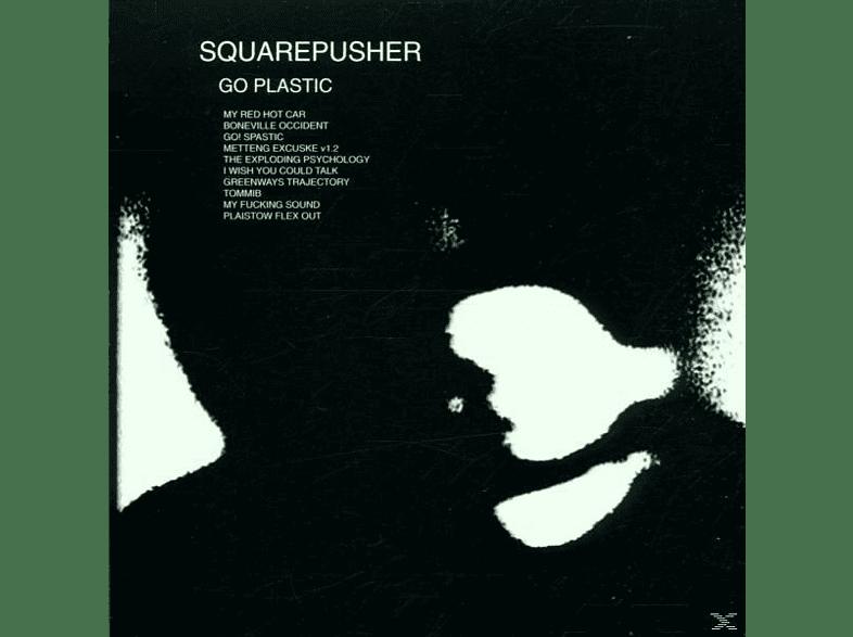 Squarepusher - Go Plastic [CD]