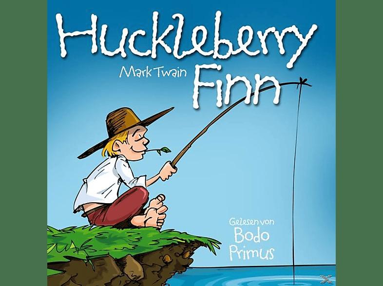 Gelesen Von Bodo Primus - Huckleberry Finn Von Mark Twain - (CD)