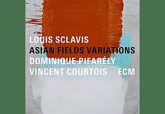 Louis Sclavis, Dominique Pifarely, Vincent Courtois - Asian Field Variations  - (CD)