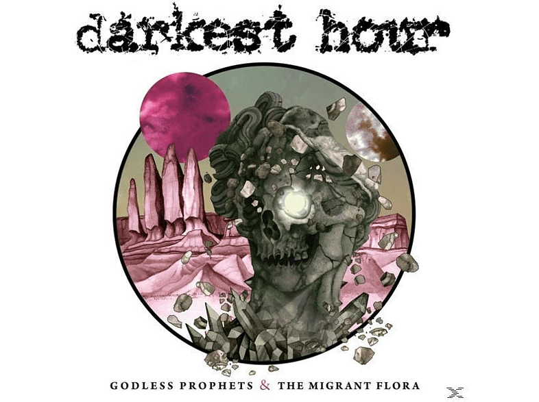 Darkest Hour - Godless Prophets & The Migrant Flora (Clear) [Vinyl]