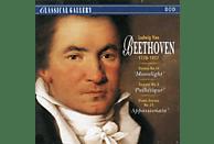 Ludwig Van Beethoven - Sonata 14'moonlight' [CD]