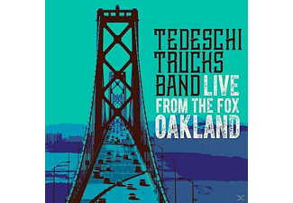 Tedeschi Trucks Band - Live From The Fox Oakland (Dlx.2CD/DVD)  - (CD + DVD Video)
