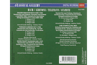 Anna Holbling, Guido Holbling, Vladimir Piatkowski, Bohdan Warchal, Slovak Chamber Orchestra - Concertos For Two Violins [CD]
