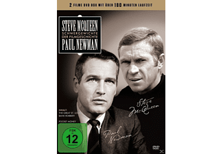 Steve McQueen & Paul Newman (2 Filme-180 Min.) DVD