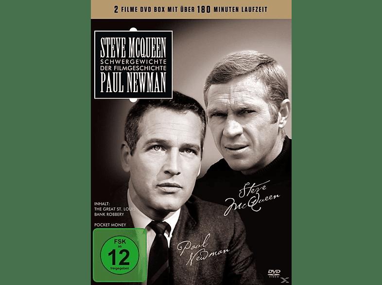 Steve McQueen & Paul Newman (2 Filme-180 Min.) [DVD]