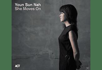 Youn Sun Nah - She Moves On  - (CD)